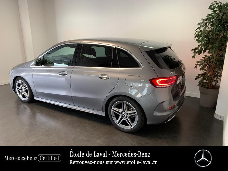 Photo 3 de l'offre de MERCEDES-BENZ Classe B 180d 116ch AMG Line Edition 7G-DCT à 36590€ chez Etoile de Laval – Mercedes-Benz Laval