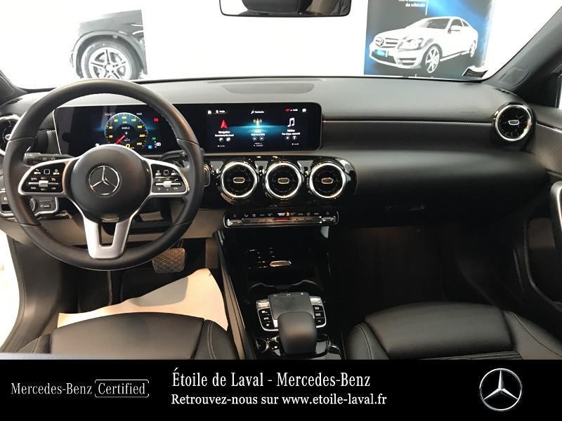 Photo 6 de l'offre de MERCEDES-BENZ Classe A 180 d 116ch Progressive Line 7G-DCT à 27890€ chez Etoile de Laval – Mercedes-Benz Laval