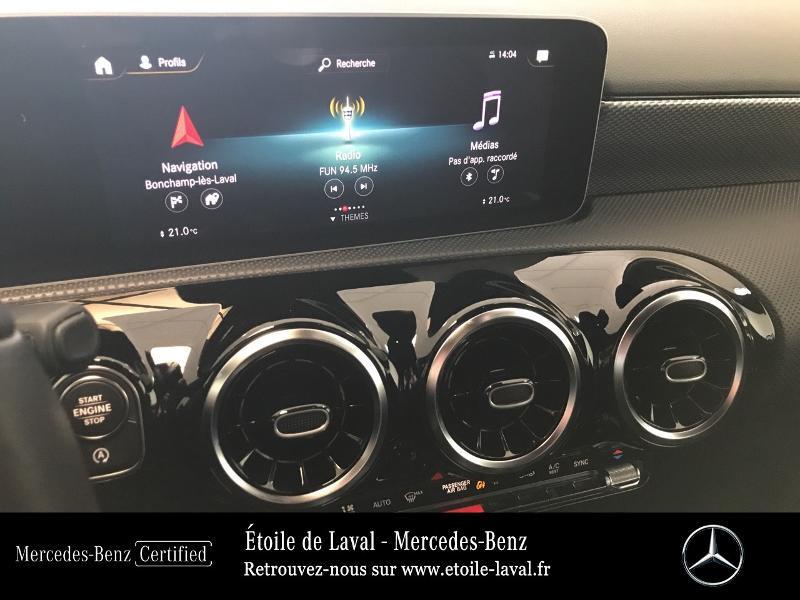 Photo 8 de l'offre de MERCEDES-BENZ Classe A 180 d 116ch Progressive Line 7G-DCT à 27890€ chez Etoile de Laval – Mercedes-Benz Laval