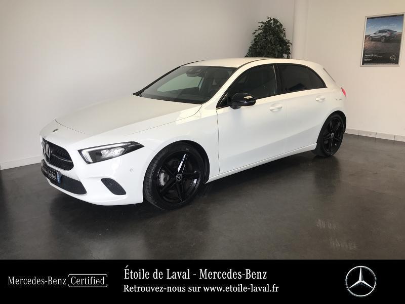 Photo 27 de l'offre de MERCEDES-BENZ Classe A 180 d 116ch Progressive Line 7G-DCT à 27890€ chez Etoile de Laval – Mercedes-Benz Laval