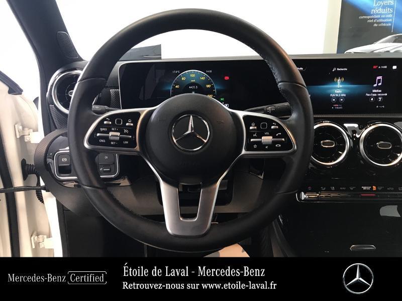 Photo 7 de l'offre de MERCEDES-BENZ Classe A 180 d 116ch Progressive Line 7G-DCT à 27890€ chez Etoile de Laval – Mercedes-Benz Laval