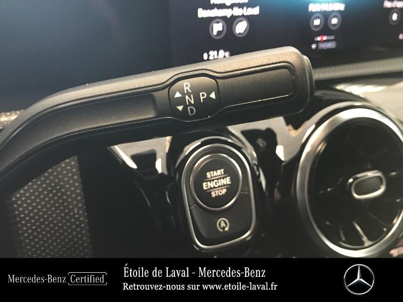 Photo 10 de l'offre de MERCEDES-BENZ Classe A 180 d 116ch Progressive Line 7G-DCT à 27890€ chez Etoile de Laval – Mercedes-Benz Laval