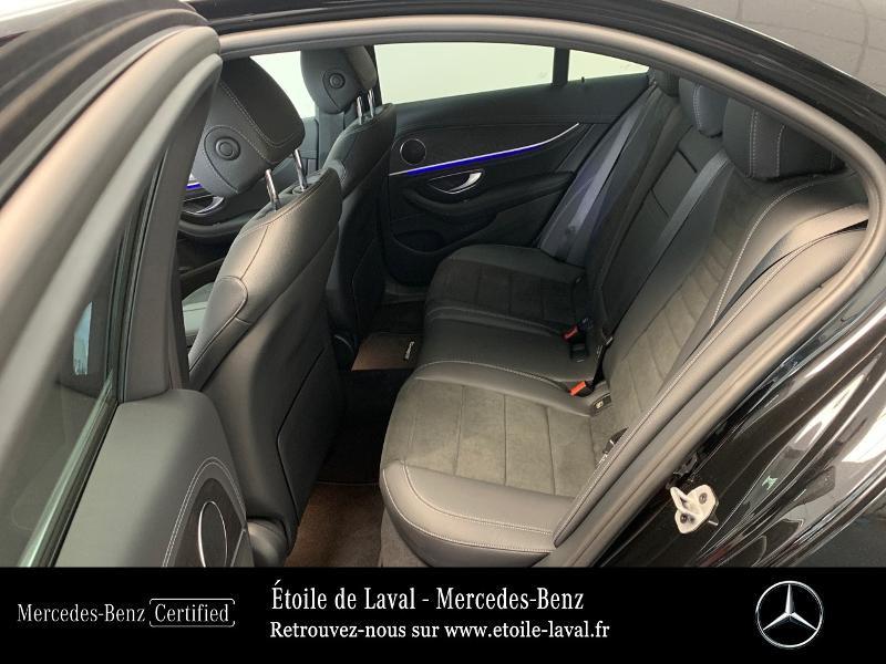 Photo 11 de l'offre de MERCEDES-BENZ Classe E 220 d 194ch AMG Line 9G-Tronic Euro6d-T-EVAP-ISC à 58490€ chez Etoile de Laval – Mercedes-Benz Laval