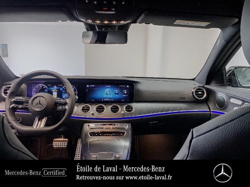 Photo 6 de l'offre de MERCEDES-BENZ Classe E 220 d 194ch AMG Line 9G-Tronic Euro6d-T-EVAP-ISC à 58490€ chez Etoile de Laval – Mercedes-Benz Laval