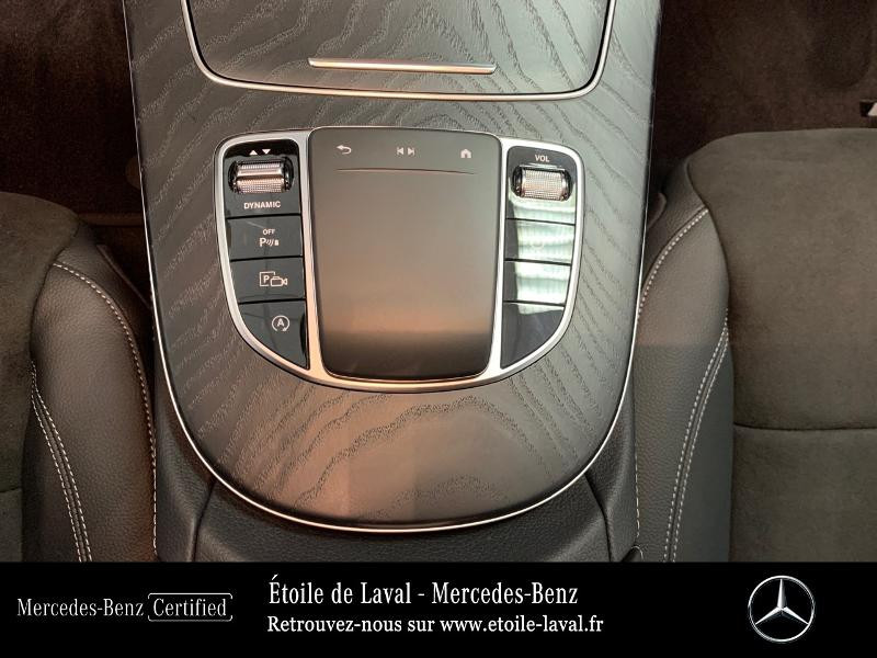 Photo 23 de l'offre de MERCEDES-BENZ Classe E 220 d 194ch AMG Line 9G-Tronic Euro6d-T-EVAP-ISC à 58490€ chez Etoile de Laval – Mercedes-Benz Laval
