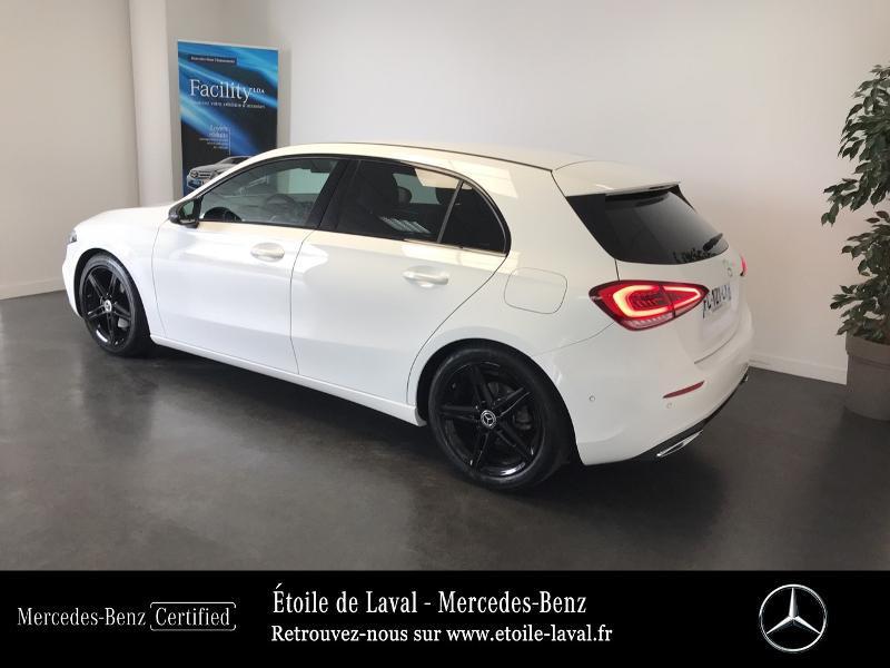 Photo 3 de l'offre de MERCEDES-BENZ Classe A 180 d 116ch Progressive Line 7G-DCT à 27890€ chez Etoile de Laval – Mercedes-Benz Laval