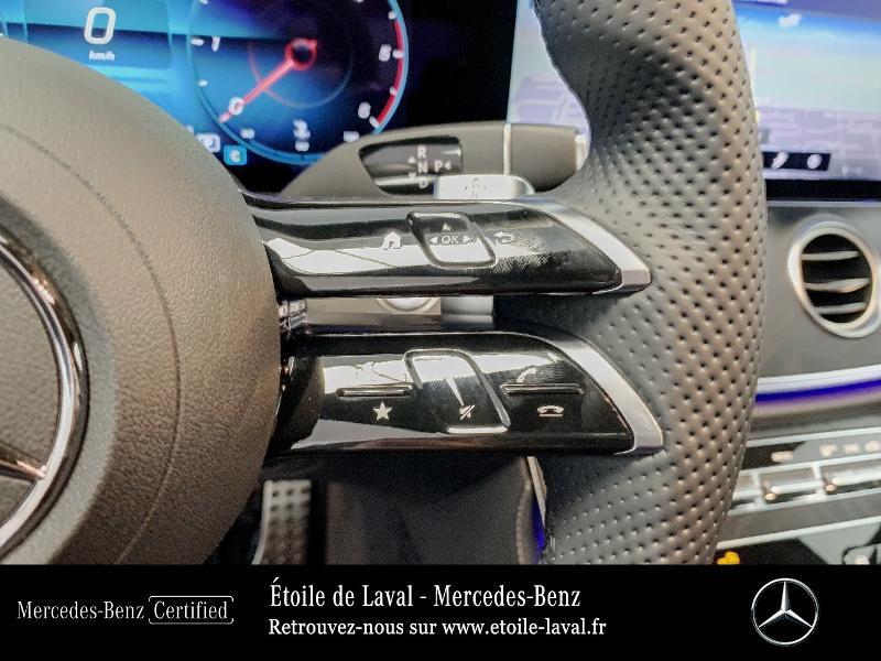Photo 22 de l'offre de MERCEDES-BENZ Classe E 220 d 194ch AMG Line 9G-Tronic Euro6d-T-EVAP-ISC à 58490€ chez Etoile de Laval – Mercedes-Benz Laval
