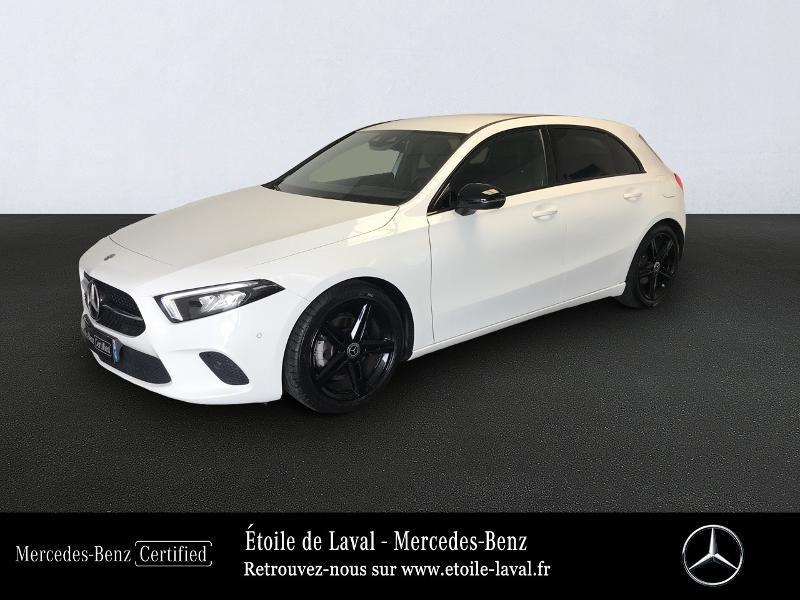 Photo 1 de l'offre de MERCEDES-BENZ Classe A 180 d 116ch Progressive Line 7G-DCT à 27890€ chez Etoile de Laval – Mercedes-Benz Laval