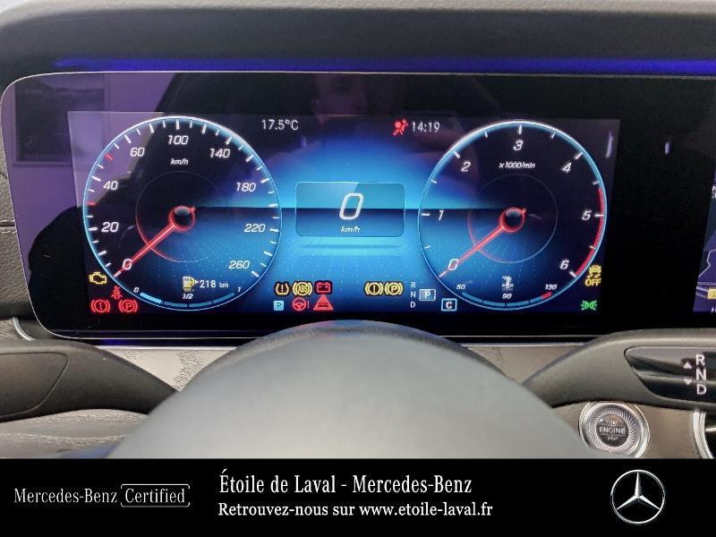 Photo 9 de l'offre de MERCEDES-BENZ Classe E 220 d 194ch AMG Line 9G-Tronic Euro6d-T-EVAP-ISC à 58490€ chez Etoile de Laval – Mercedes-Benz Laval