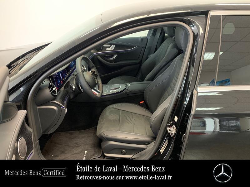 Photo 5 de l'offre de MERCEDES-BENZ Classe E 220 d 194ch AMG Line 9G-Tronic Euro6d-T-EVAP-ISC à 58490€ chez Etoile de Laval – Mercedes-Benz Laval