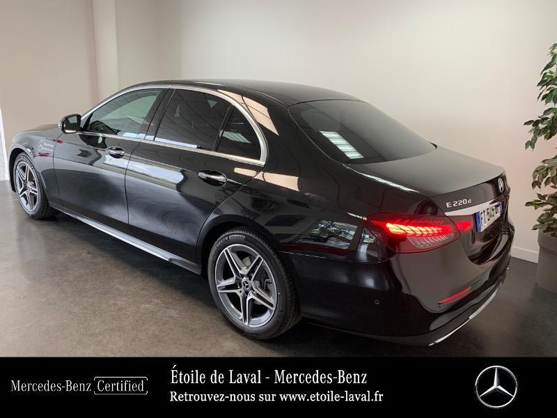 Photo 3 de l'offre de MERCEDES-BENZ Classe E 220 d 194ch AMG Line 9G-Tronic Euro6d-T-EVAP-ISC à 58490€ chez Etoile de Laval – Mercedes-Benz Laval