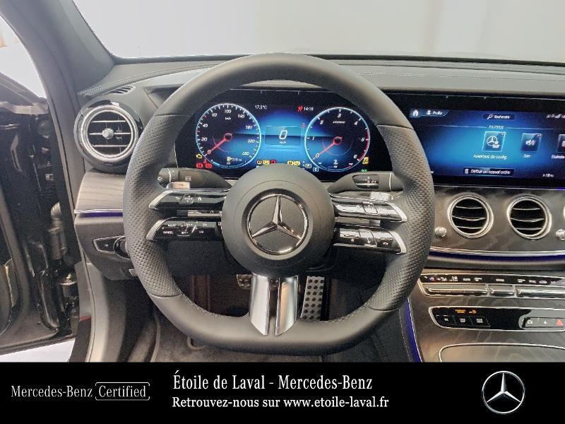 Photo 7 de l'offre de MERCEDES-BENZ Classe E 220 d 194ch AMG Line 9G-Tronic Euro6d-T-EVAP-ISC à 58490€ chez Etoile de Laval – Mercedes-Benz Laval