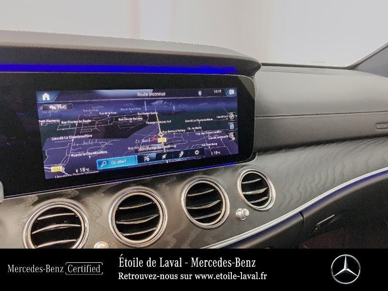 Photo 8 de l'offre de MERCEDES-BENZ Classe E 220 d 194ch AMG Line 9G-Tronic Euro6d-T-EVAP-ISC à 58490€ chez Etoile de Laval – Mercedes-Benz Laval