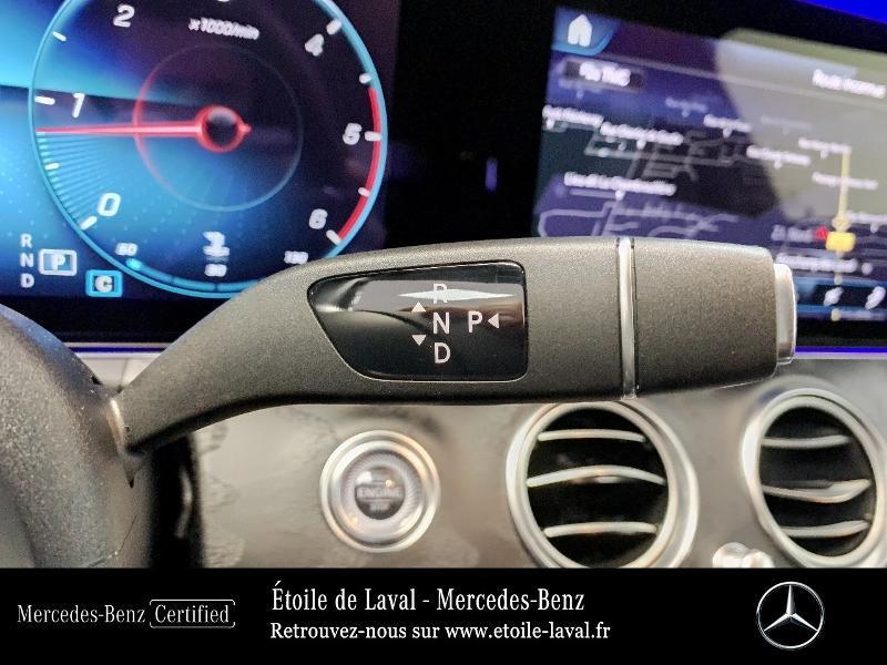 Photo 10 de l'offre de MERCEDES-BENZ Classe E 220 d 194ch AMG Line 9G-Tronic Euro6d-T-EVAP-ISC à 58490€ chez Etoile de Laval – Mercedes-Benz Laval