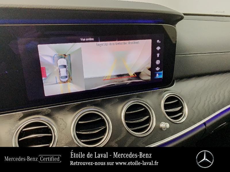 Photo 25 de l'offre de MERCEDES-BENZ Classe E 220 d 194ch AMG Line 9G-Tronic Euro6d-T-EVAP-ISC à 58490€ chez Etoile de Laval – Mercedes-Benz Laval