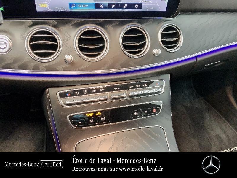 Photo 24 de l'offre de MERCEDES-BENZ Classe E 220 d 194ch AMG Line 9G-Tronic Euro6d-T-EVAP-ISC à 58490€ chez Etoile de Laval – Mercedes-Benz Laval