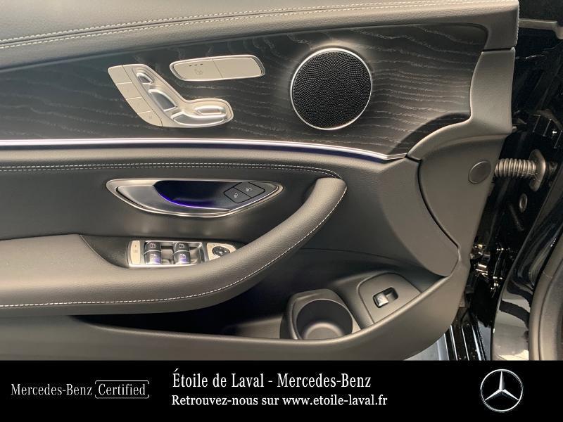 Photo 18 de l'offre de MERCEDES-BENZ Classe E 220 d 194ch AMG Line 9G-Tronic Euro6d-T-EVAP-ISC à 58490€ chez Etoile de Laval – Mercedes-Benz Laval