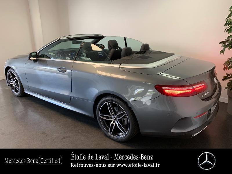 Photo 3 de l'offre de MERCEDES-BENZ Classe E Cabriolet 220 d 194ch AMG Line 9G-Tronic à 63990€ chez Etoile de Laval – Mercedes-Benz Laval