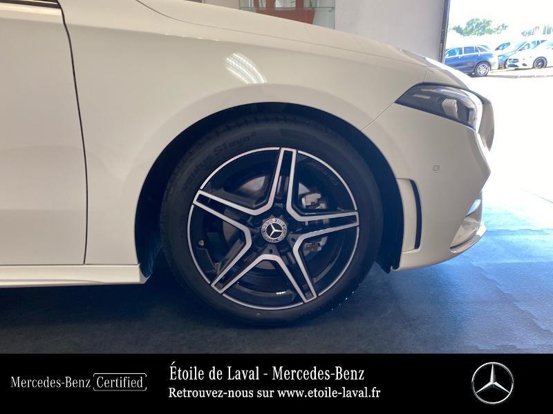 Photo 15 de l'offre de MERCEDES-BENZ Classe A Berline 180 d 116ch AMG Line 7G-DCT à 33890€ chez Etoile de Laval – Mercedes-Benz Laval