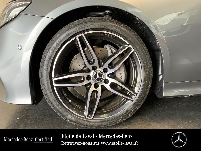 Photo 14 de l'offre de MERCEDES-BENZ Classe E Cabriolet 220 d 194ch AMG Line 9G-Tronic à 63990€ chez Etoile de Laval – Mercedes-Benz Laval