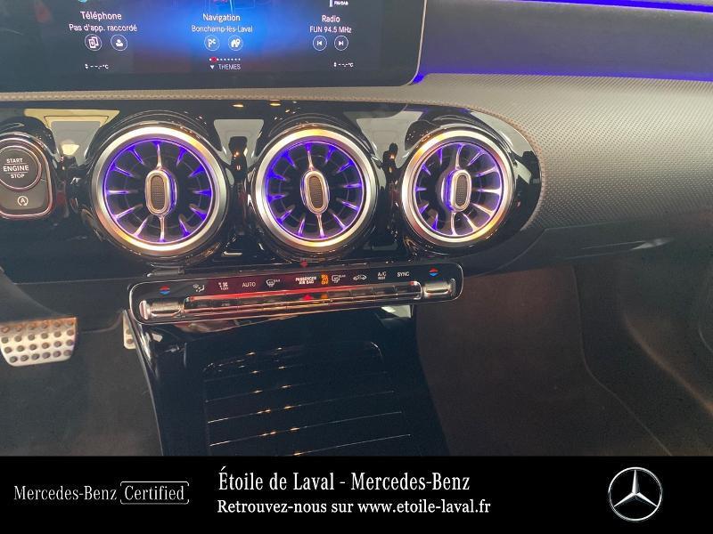 Photo 22 de l'offre de MERCEDES-BENZ Classe A Berline 180 d 116ch AMG Line 7G-DCT à 33890€ chez Etoile de Laval – Mercedes-Benz Laval