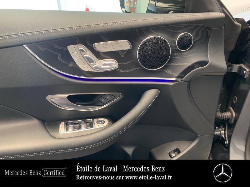 Photo 18 de l'offre de MERCEDES-BENZ Classe E Cabriolet 220 d 194ch AMG Line 9G-Tronic à 63990€ chez Etoile de Laval – Mercedes-Benz Laval