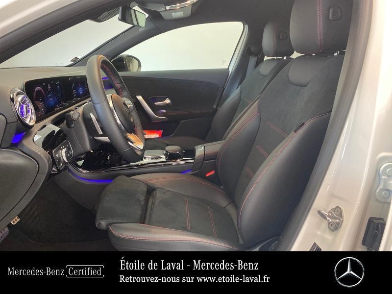 Photo 24 de l'offre de MERCEDES-BENZ Classe A Berline 180 d 116ch AMG Line 7G-DCT à 33890€ chez Etoile de Laval – Mercedes-Benz Laval