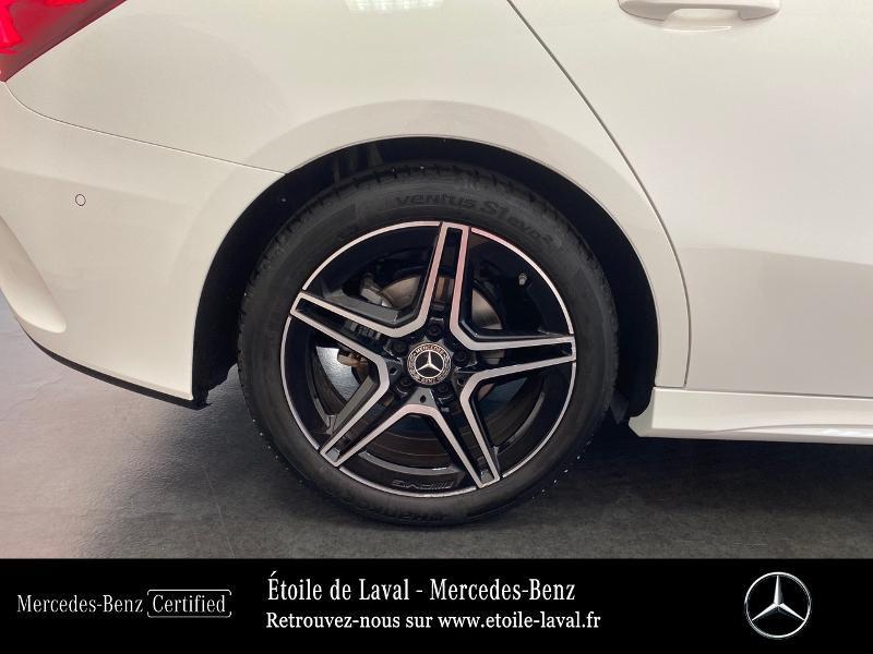 Photo 16 de l'offre de MERCEDES-BENZ Classe A Berline 180 d 116ch AMG Line 7G-DCT à 33890€ chez Etoile de Laval – Mercedes-Benz Laval