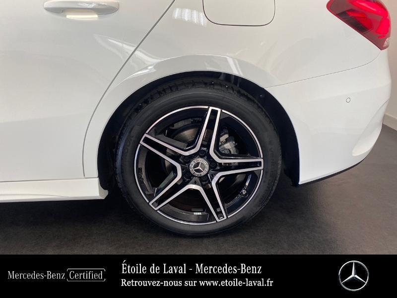 Photo 14 de l'offre de MERCEDES-BENZ Classe A Berline 180 d 116ch AMG Line 7G-DCT à 33890€ chez Etoile de Laval – Mercedes-Benz Laval