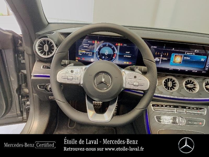 Photo 7 de l'offre de MERCEDES-BENZ Classe E Cabriolet 220 d 194ch AMG Line 9G-Tronic à 63990€ chez Etoile de Laval – Mercedes-Benz Laval
