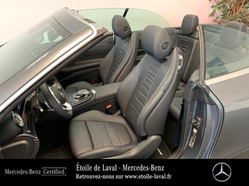 Photo 5 de l'offre de MERCEDES-BENZ Classe E Cabriolet 220 d 194ch AMG Line 9G-Tronic à 63990€ chez Etoile de Laval – Mercedes-Benz Laval