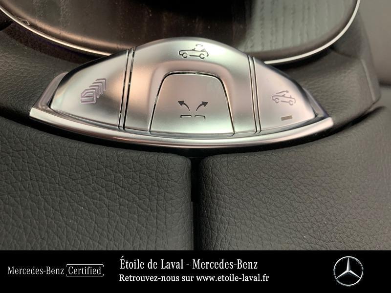 Photo 24 de l'offre de MERCEDES-BENZ Classe E Cabriolet 220 d 194ch AMG Line 9G-Tronic à 63990€ chez Etoile de Laval – Mercedes-Benz Laval