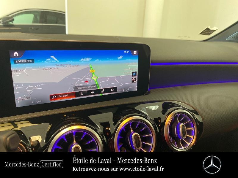 Photo 25 de l'offre de MERCEDES-BENZ Classe A Berline 180 d 116ch AMG Line 7G-DCT à 33890€ chez Etoile de Laval – Mercedes-Benz Laval