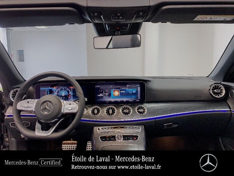 Photo 6 de l'offre de MERCEDES-BENZ Classe E Cabriolet 220 d 194ch AMG Line 9G-Tronic à 63990€ chez Etoile de Laval – Mercedes-Benz Laval