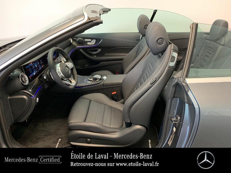 Photo 4 de l'offre de MERCEDES-BENZ Classe E Cabriolet 220 d 194ch AMG Line 9G-Tronic à 63990€ chez Etoile de Laval – Mercedes-Benz Laval