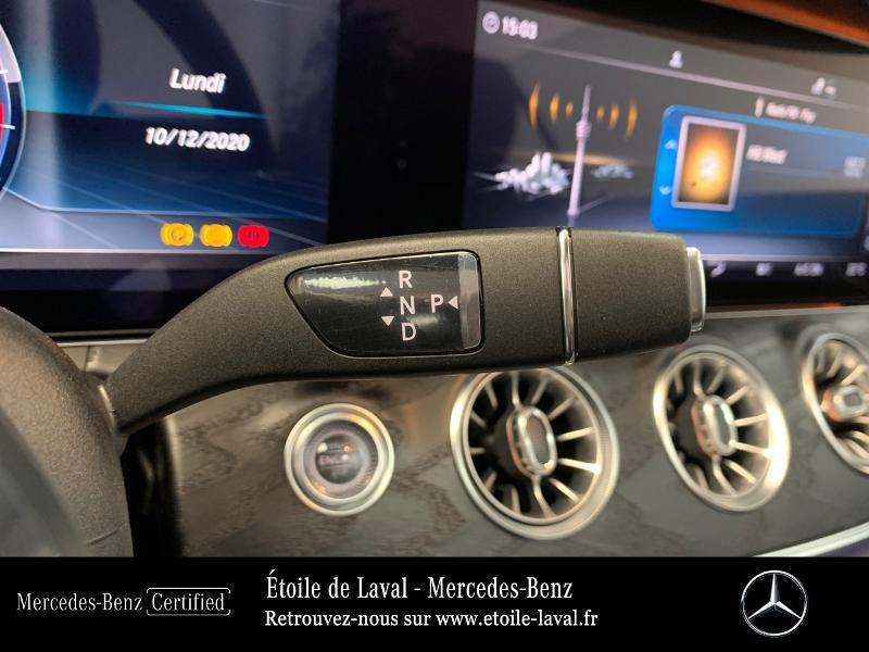 Photo 10 de l'offre de MERCEDES-BENZ Classe E Cabriolet 220 d 194ch AMG Line 9G-Tronic à 63990€ chez Etoile de Laval – Mercedes-Benz Laval