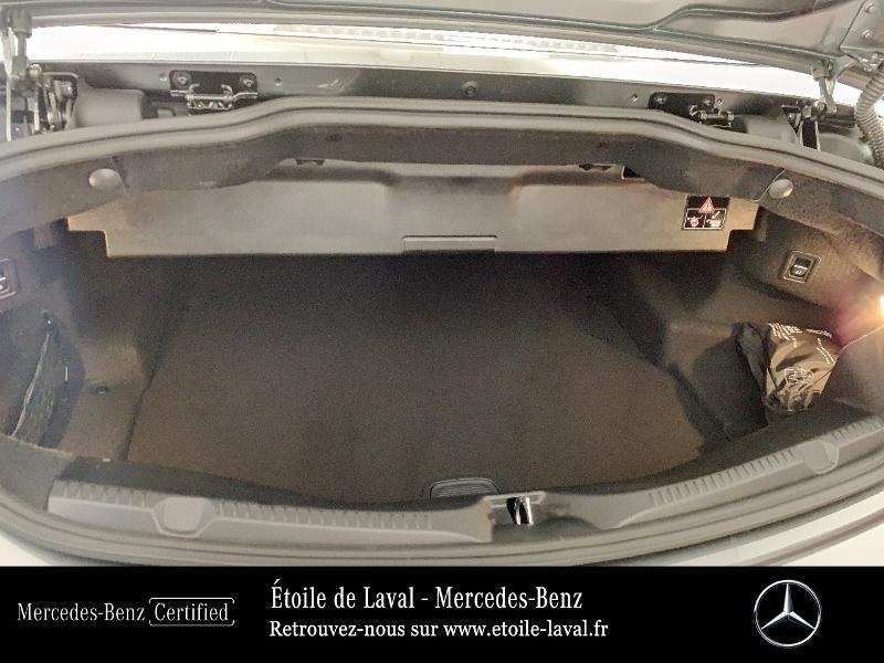 Photo 12 de l'offre de MERCEDES-BENZ Classe E Cabriolet 220 d 194ch AMG Line 9G-Tronic à 63990€ chez Etoile de Laval – Mercedes-Benz Laval