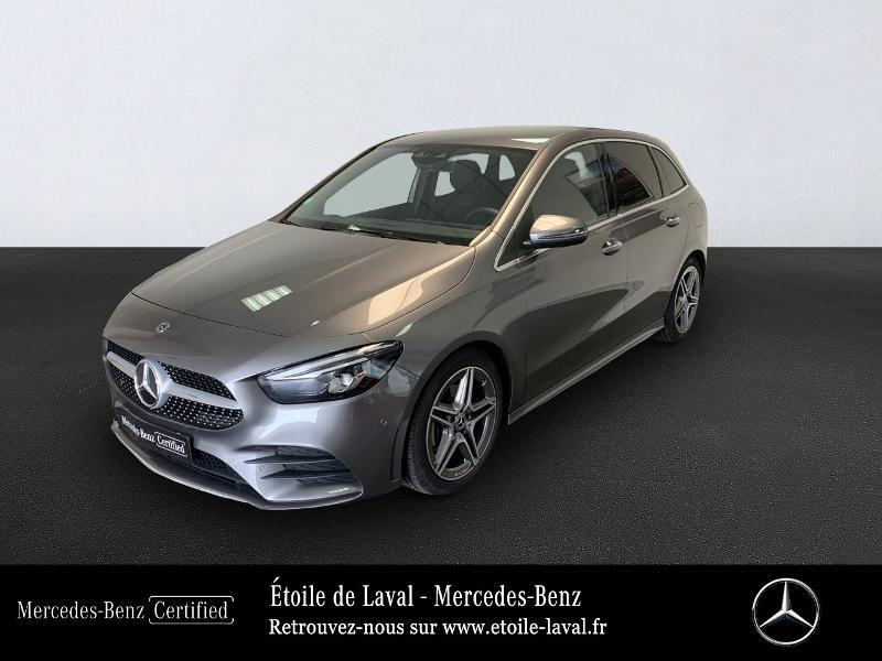 Photo 1 de l'offre de MERCEDES-BENZ Classe B 180d 116ch AMG Line Edition 7G-DCT à 36590€ chez Etoile de Laval – Mercedes-Benz Laval