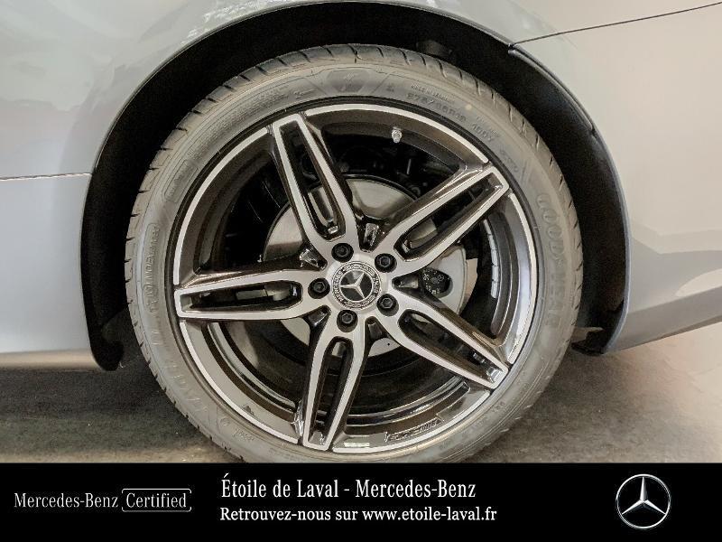 Photo 13 de l'offre de MERCEDES-BENZ Classe E Cabriolet 220 d 194ch AMG Line 9G-Tronic à 63990€ chez Etoile de Laval – Mercedes-Benz Laval