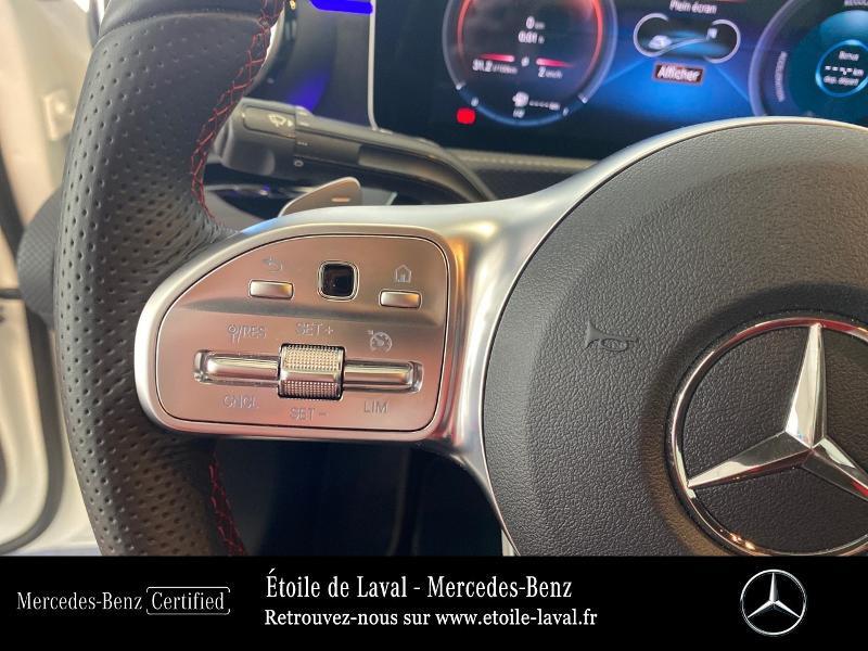 Photo 19 de l'offre de MERCEDES-BENZ Classe A Berline 180 d 116ch AMG Line 7G-DCT à 33890€ chez Etoile de Laval – Mercedes-Benz Laval