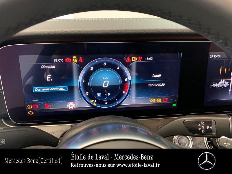 Photo 9 de l'offre de MERCEDES-BENZ Classe E Cabriolet 220 d 194ch AMG Line 9G-Tronic à 63990€ chez Etoile de Laval – Mercedes-Benz Laval