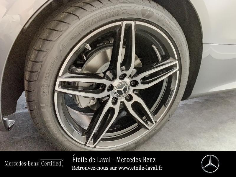 Photo 16 de l'offre de MERCEDES-BENZ Classe E Cabriolet 220 d 194ch AMG Line 9G-Tronic à 63990€ chez Etoile de Laval – Mercedes-Benz Laval