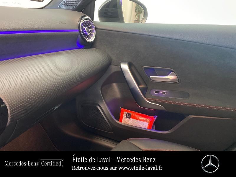 Photo 21 de l'offre de MERCEDES-BENZ Classe A Berline 180 d 116ch AMG Line 7G-DCT à 33890€ chez Etoile de Laval – Mercedes-Benz Laval