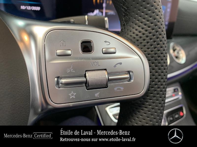 Photo 22 de l'offre de MERCEDES-BENZ Classe E Cabriolet 220 d 194ch AMG Line 9G-Tronic à 63990€ chez Etoile de Laval – Mercedes-Benz Laval