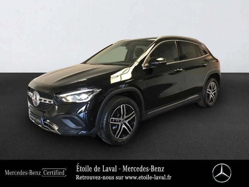 Mercedes-Benz Classe GLA 250 e 160+102ch Progressive Line 8G-DCT Hybride NOIR COSMOS Occasion à vendre