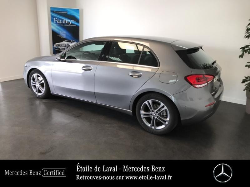 Photo 3 de l'offre de MERCEDES-BENZ Classe A 180 d 116ch Style Line à 27590€ chez Etoile de Laval – Mercedes-Benz Laval