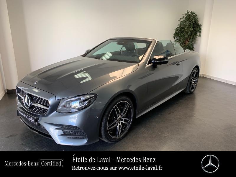 Photo 28 de l'offre de MERCEDES-BENZ Classe E Cabriolet 220 d 194ch AMG Line 9G-Tronic à 63990€ chez Etoile de Laval – Mercedes-Benz Laval