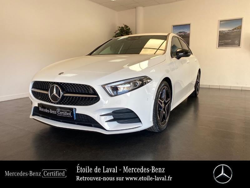 Photo 5 de l'offre de MERCEDES-BENZ Classe A Berline 180 d 116ch AMG Line 7G-DCT à 33890€ chez Etoile de Laval – Mercedes-Benz Laval