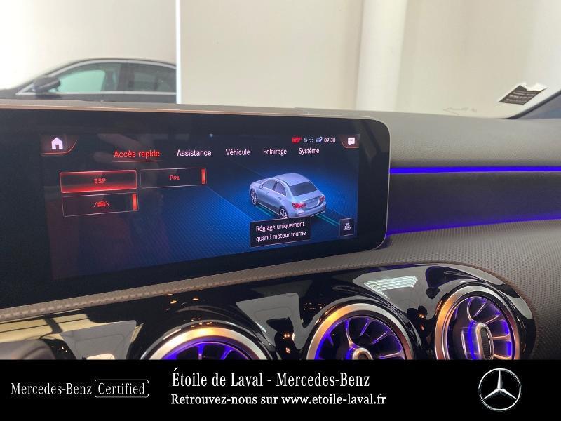 Photo 27 de l'offre de MERCEDES-BENZ Classe A Berline 180 d 116ch AMG Line 7G-DCT à 33890€ chez Etoile de Laval – Mercedes-Benz Laval