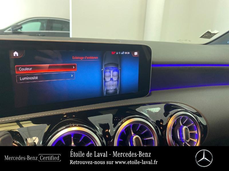 Photo 26 de l'offre de MERCEDES-BENZ Classe A Berline 180 d 116ch AMG Line 7G-DCT à 33890€ chez Etoile de Laval – Mercedes-Benz Laval